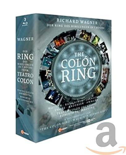 Der Colón Ring - Richard Wagner: Der Ring des Nibelungen Bl