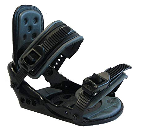 Nidus Snowboard Softbindung Soft Pro 6066 schwarz Gr. M/L (EU 37 - EU 45)