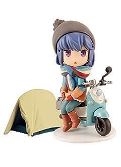 ゆるキャン△ SEASON2 ミニフィギュア 志摩リン Season2 Ver. 全高約70mm PVC製 塗装済み 完成品 フィギュア
