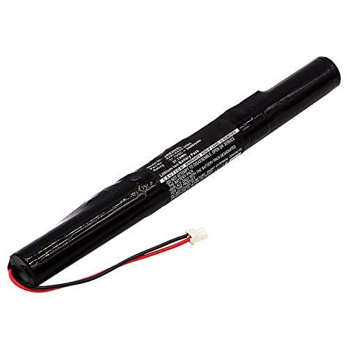 subtel® Qualitäts Akku kompatibel mit Jawbone Big Jambox (3400mAh) 8390-KA02-0580,J200/ICR18650F1L Ersatzakku Batterie