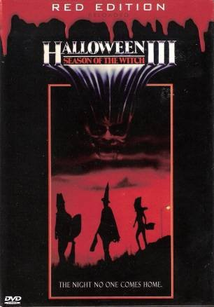 Halloween 3 Season of the Witch Red Edition Hartbox