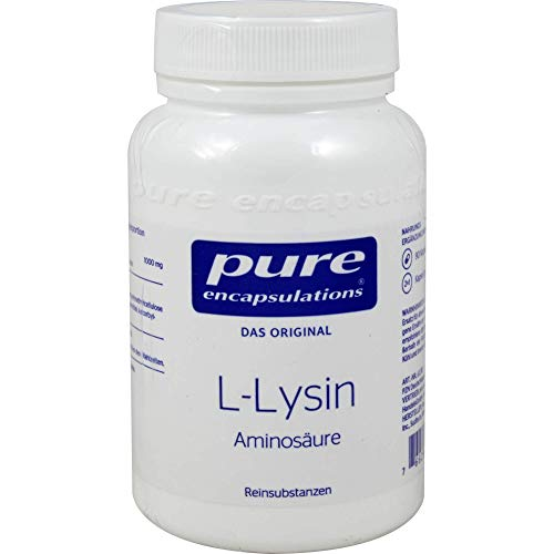 Pure Encapsulations -   - L-Lysin -