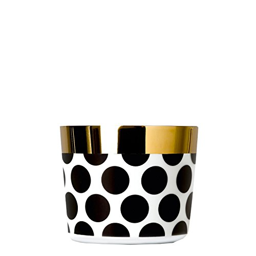 Fürstenberg – Taza sin asa – Sip of Gold – Black & White – Porcelana – 1785/6097/1