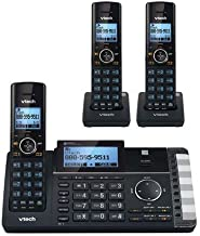 $115 » VTech DS6251-3 DECT 6.0 2-line Cordless Digital answering System