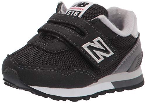 New Balance IV515V1, Zapatillas Bebé-Niños, Negro, 21 EU