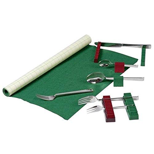 Besteckhalter grün f.70 Tei