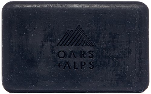 Oars + Alps Bar Soap, Deep Cleaning + Exfoliating
