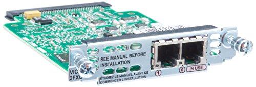 Cisco VIC2-2FXO RJ-11 - Módulo de Red de Voz