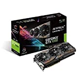 Asus ROG STRIX-GTX1060-6G-GAMING, Carte graphique Nvidia GeForce GTX 1060, 1873 MHz,...
