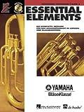 Verlag Hal Leonard MGB Essential Elements 2 - arrangiert für Bariton - (Euphonium) - mit CD [Noten/Sheetmusic] aus der Reihe: Yamaha BLAESERKLASSE