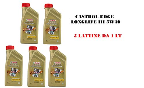 Castrol Edge Professional Longlife III 5W-30 5 litri