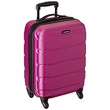 Samsonite Omni PC Hardside Spinner 20, Radiant Pink