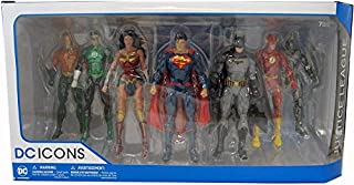 DC Rebirth: Justice League of America Action Figure 7Pack