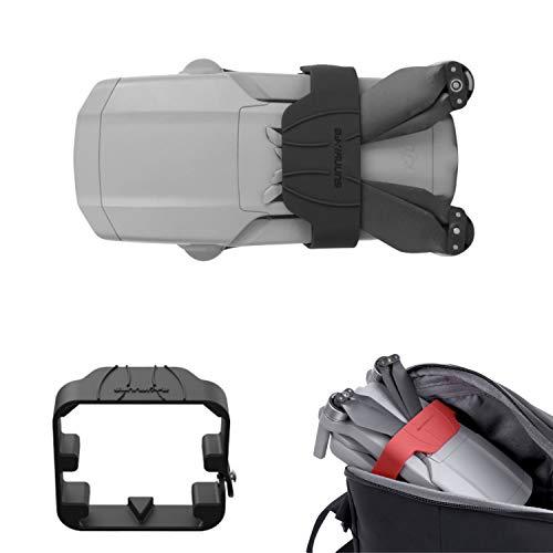 Propeller Schutz für Drohnen, 1 Pack, kompatibel mit DJI MAVIC Air 2S, DJI MAVIC Air 2 Drohne, schwarz, aus weichem Silikon, Prop Transportschutz, Propeller Halterung Rotorblätter, Propeller Sicherung