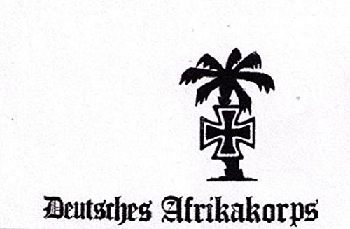 U24 Fahne Flagge Deutsches Afrika Korps 150 x 250 cm