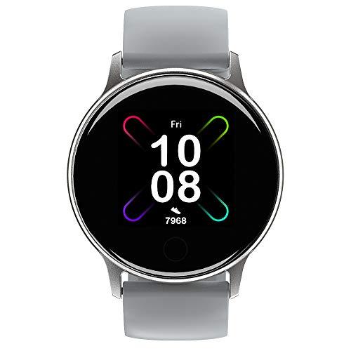 Smartwatch Uomo, UMIDIGI Uwatch 3S Orologio Fitness Tracker con Monitor dell'ossigeno nel Sangue(SpO2), Cardiofrequenzimetro da Polso, Impermeabile Sportivo Bluetooth Touch Calorie Smart Watch