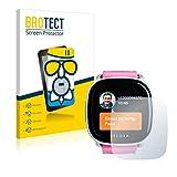 BROTECT Entspiegelungs-Panzerglasfolie kompatibel mit Xplora Go Kids - Anti-Reflex Panzerglas Schutz-Folie Matt