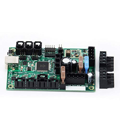 Soulitem 3D Drucker Zubehör Mini-Rambo 1.3 Mainboard Set für Prusa i3 MK2