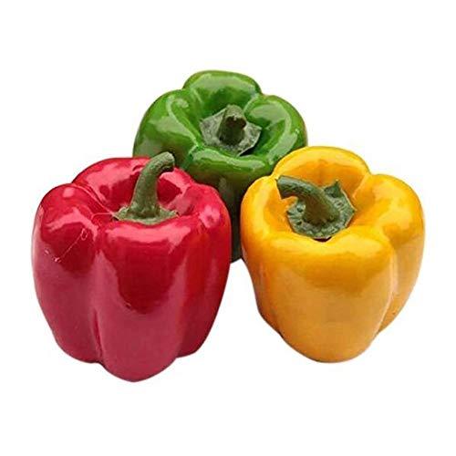 Gute Qualität Neue Simulation Schaum Gefälschte Gemüse Kreative dekorative DIY künstliche Plastikfrucht for Hauptdekor Zubehör Fotografie Props Künstliches Gemüse