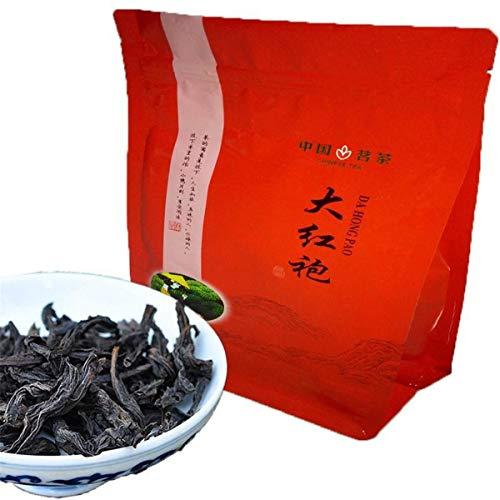 250g (0.55lb) Hoogwaardige Chinese Da Hong Pao Grote rode mantel Oolong-thee Vroege lente Zwarte thee Wolk Oorlog en biologische groene voedingsmiddelen Keemun Zwarte thee