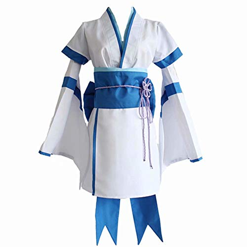 Re Zero Starting Life in Another World Disfraz de Cosplay Rem Ram Kimono Uniformes Maid Vestido para Mujeres