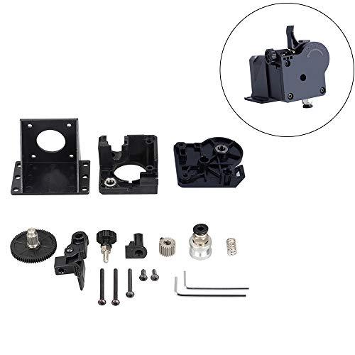 Redrex Actualización partes Extrusora Bowden para CR10, Ender 3 serie Compatible de impresora 3D DIY con V5 y V6 J cabeza Hotend [3:1 del cociente de la transmisión]