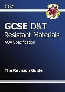 GCSE Design & Technology Resistant Materials AQA Revision Guide (Paperback) - Common