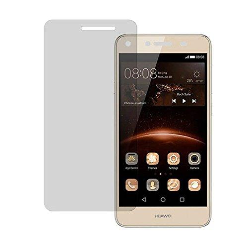 MB ACCESORIOS Protector de Pantalla, Cristal Templado con Pegamento Completo para Huawei...