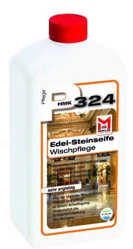 Möller Stone Care HMK P324 Edel-Steinseife – Wischpflege 2 x 1 Liter Flasche