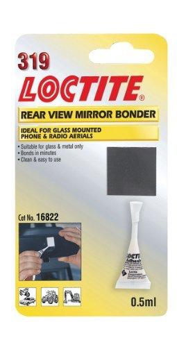 Loctite 319 Auto Rückblickspiegel Binder - Glas und Metall Klebstoff, Antenne - KOSTENLOSER VERSAND!