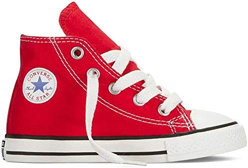 Converse Chuck Taylor All Star High, Zapatillas de Estar por casa Unisex Niños