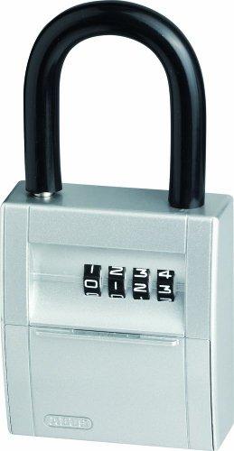 ABUS Schlüsseltresor Mini KeyGarage 737 mit Bügel und Zahlencode 53506