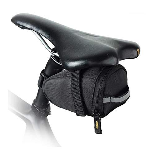 Asiento trasero de la bicicleta bolsa, Bicicleta de montaña cola silla de...