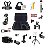 GOHIGH Action Camera Accessories Kits for Hero...