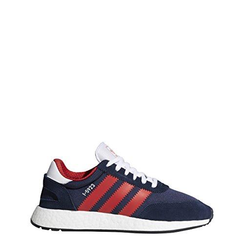 adidas Originals I5923 Shoe Men's Casual 7.5 Collegiate Navy-Red-White