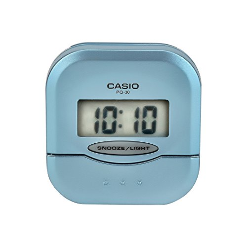 Casio PQ-30-2DF (PL013) Digital Table Clock