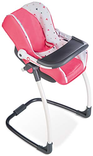 Asiento portátil 3en1 de Bebé Confort para muñecos (Smoby 240231)
