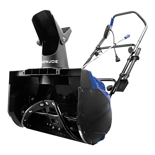Best Deals! Snow Joe SJ622E Electric Single Stage Snow Thrower | 18-Inch | 15 Amp Motor