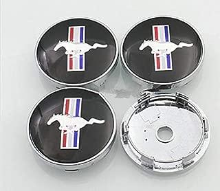 Best mustang wheel spinner caps Reviews