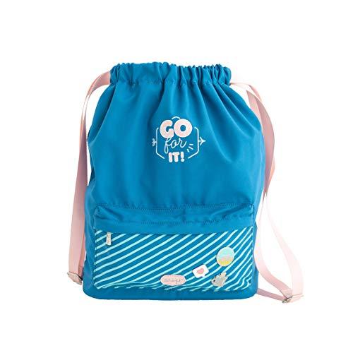 Mr. Wonderful Sack Bag Go for it, Talla única
