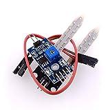 Module électronique de sonde de capteur d'humidité de détection d'hygromètre d'humidité du Sol Smart Electronics pour Carte...
