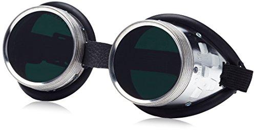 Georg Schmerler Modell 717 Schweißerschutz DIN 5 Schutzbrille, Grün