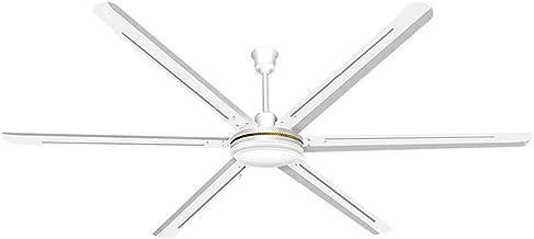 Ventilateur au plafond, Spin Chambre multifonction Dôme Mur de lumière Ventilateur Salon Hôtel Grand Ventilateur Super Sou...