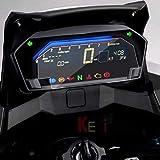 Calidad superior Jiewei Moto panel de instrumentos anti arañazos Pantalla de protección de Cine...