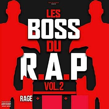 Les boss du rap, vol. 2 rage