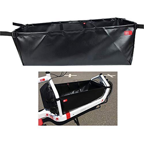 FAHRER Unisex– Erwachsene Bowl Ladeflächentasche, Schwarz, Einheitsgröße