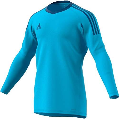 adidas Revigo 17 Gk Camiseta de Portero, Hombre, Azul Claro, L