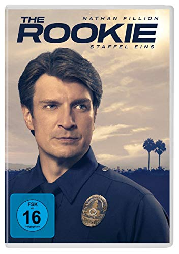 The Rookie - Staffel eins [5 DVDs]