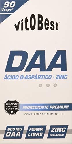 vit.O.Best Daa (D-Aspartic Acid + Zinc) 90 Caps 100 g