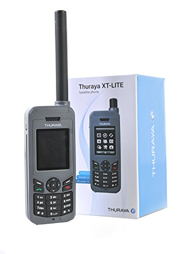 Photo de telephone-satellite-thuraya-xt-lite
